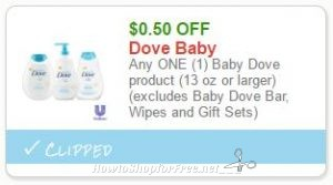 image about Printable Dove Coupons called Fresh new Printable Coupon** .50/1 Youngster Dove products How in direction of Retail outlet
