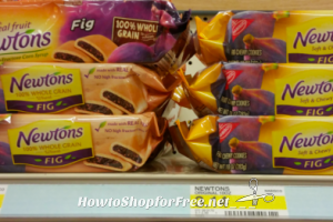 Newton Fig Cookies Only $.47 at Target! TODAY ONLY