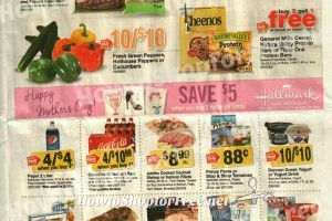 Stop & Shop Full Size Early Ad Scan 5/5 – 5/11