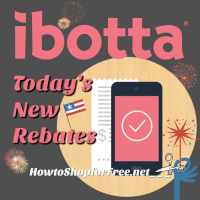 Wednesday is always a HUGE day for NEW Ibotta Rebates!