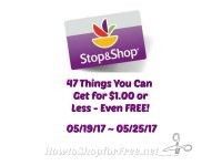 47 Things You Can Get for $1.00 or Less (even FREE) at Stop & Shop 05/19 ~ 05/25!