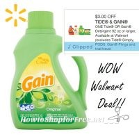 Gain $5.94 (100oz) with High-Value IP +Rollback @ Walmart