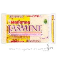 5lb. Mahatma Jasmine Rice only $4.48 at Walmart! (.90/lb)