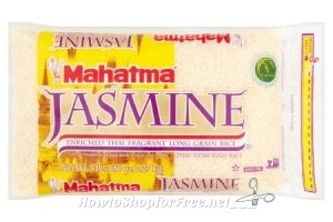 5lb. Mahatma Jasmine Rice only $4.48 at Walmart! (.90/lb)