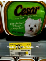.50 Cesar Dog Food Trays at Walmart with NEW Q!