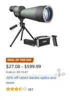 20% off select Barska Optics and more ~Today Only on Amazon