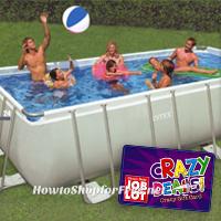 Intex 18′x9′x52″ Pool 53% OFF from Job Lot!!!