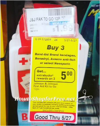 33¢ First Aid Kits! | How to Shop For Free with Kathy Spencer