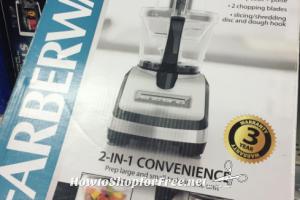 Farberware® 12-Cup Food Processor as low as $20!