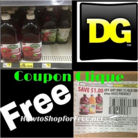 FREE Old Orchard at Dollar General