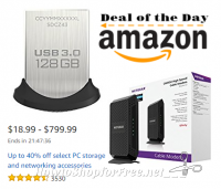Up to 40% off PC Storage & Networking Accessories ~Today Only