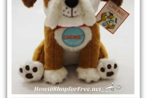 Douglas Recalls Plush Toys Due to Choking Hazard