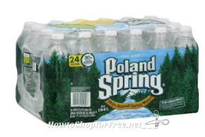 WOW! Poland Spring Water UNDER $1.00 at Shaw's 06/22 ~ 06/28