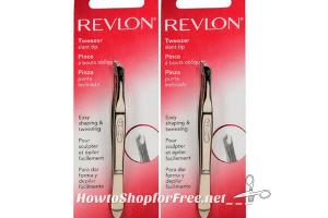 GET PAID to Buy Revlon Tweezers at Walmart!!!