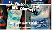 Simply Venus Razors as low as FREE at OSJL!