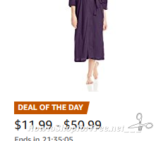 Up to 50% Off Women's Lingerie, Sleep, & Lounge ~Deal of the Day