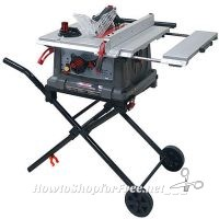 $40 OFF Craftsman 10″ Portable Table Saw ~Hot Buy!