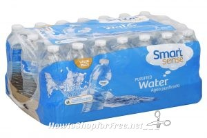 35 ct. Smart Sense Water on sale for $3.33! +Earn SYWR Pts!