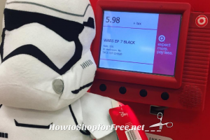 Storm Trooper Pillow Buddy UNDER $6 ~Target Clearance