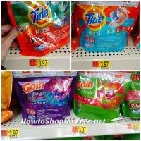 $1.97 Tide PODS & Gain Flings at Walmart