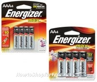 Energizer AA/AAA Batteries for $1.45 at Job Lot!