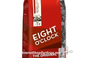 36oz. Eight O'Clock® Bags UNDER $10 at Walmart!