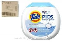Tide PODS for $0.03 at Home Depot!!! ~RUN DEAL!
