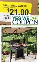 Grill Gazebo ONLY $21 (Was/$89) Perfect Summer Clearance!