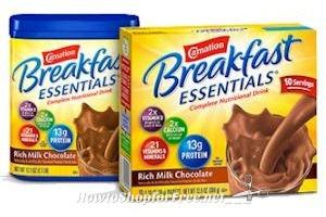 Free Sample of Carnation Breakfast Essentials!
