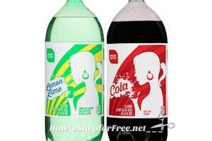 Free Smart Sense 2L Soda with the Kmart App!