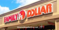 330 Family Dollar Stores to Be Sold to DG! (See List)
