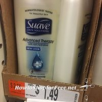 Snag a Suave Body Lotion for 74¢ ~No Coupons Needed!