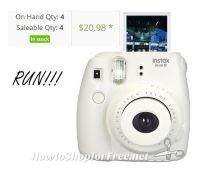 70% OFF Fujifilm Instax Mini 8!!! RUN Deal!