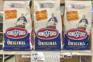 Kingsford Charcoal, 15.4lb Bag ONLY $2.50 Plus FREE Doritos, Thru 6/3!