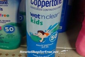 Coppertone Kids UNDER $3 at Walmart!