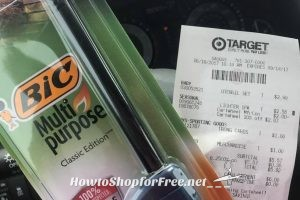 .58 BiC Lighter at Target ~NO Paper Coupons Needed!