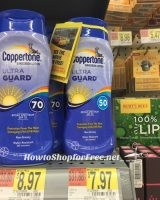 MM Coppertone at Walmart with NEW Coupon!