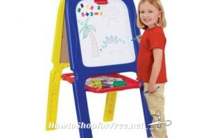 Crayola 3-in-1 Double Easel 59% OFF!
