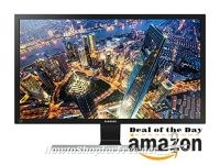 28″ Samsung 4K LED-Lit Monitor (Refurb) $74 OFF, Today Only