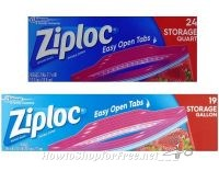 $2 Ziploc Bags at Ocean State Job Lot (6/22-28)