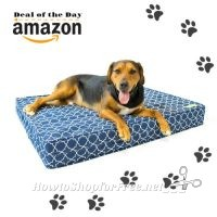5″ Thick Orthopedic Memory Foam Dog Beds ON SALE!