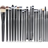 20pc. Makeup Brush Set for $6.79!! Great Gift! (77% OFF)