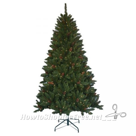 pre lit christmas tree under 30 75 off - 75 Pre Lit Christmas Tree