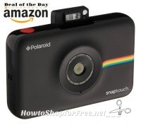 25% OFF Polaroid Snap Touch Instant Print Digital Camera, Today Only!