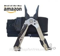 40% off Gerber Multi-Tool Bundle ~Save $64 with Deal!