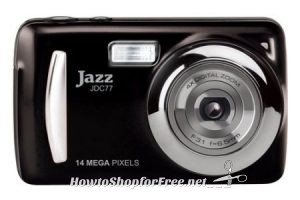 WOW, Jazz Cam 14MP DigiCam for $7.00!!!