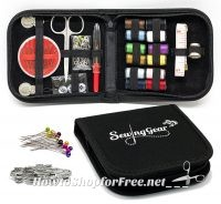 63% OFF Compact Sewing Kit for Home, Camping & Emergency ~Lightning Deal!