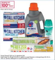 FREE Smart Sense Food Storage, Detergent & More!!