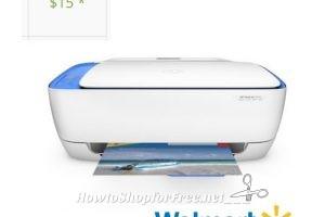 $15 HP Deskjet All-in-One Printer/Copier/Scanner!