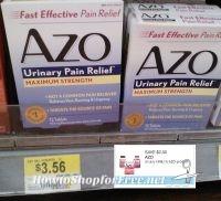 RUN & PRINT for $1.56 Azo at Walmart!